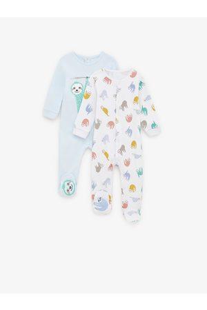 Zara 2-pack of sloth pyjamas
