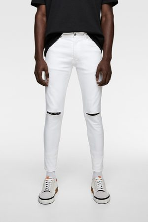 Zara Super skinny jeans med huller