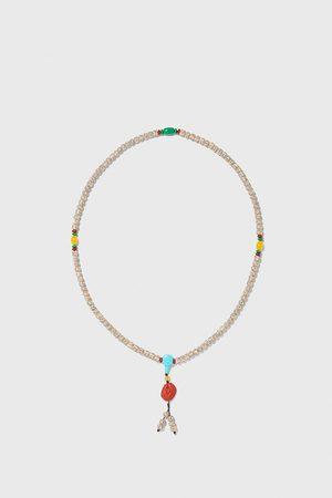 Zara Halskæde med forskellige perler