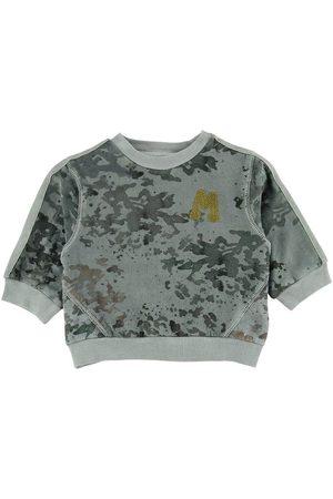 Mini A Ture Sweatshirts - Sweatshirt - Dilan - Chinois Green