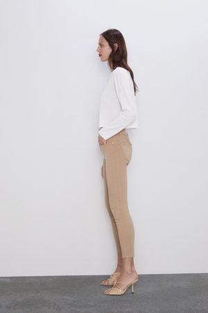 Zara Denim bukser skinny fit z1975 super-contouring