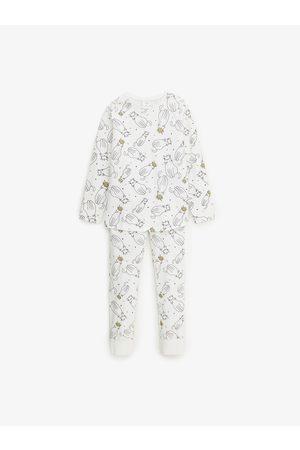 Zara Glittery cat pyjamas
