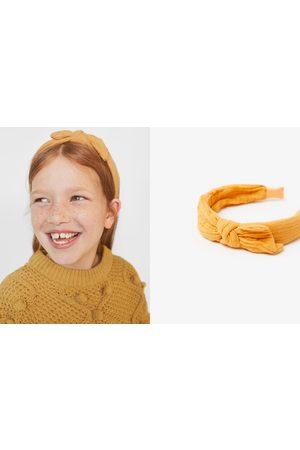Zara Strukturvævet hårbøjle med sløjfe