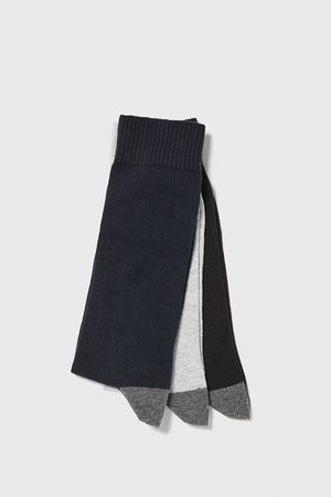 Zara Pakke med kontrasterende strømper