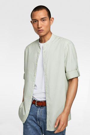 Zara Skjorte med ærmestropper