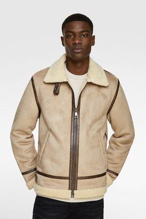 Zara Dobbeltsidet jakke