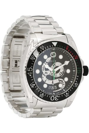Gucci Dive 45mm steel watch