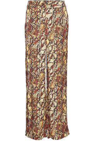 Gestuz Chellagz Pants Ma19 Vide Bukser Multi/mønstret