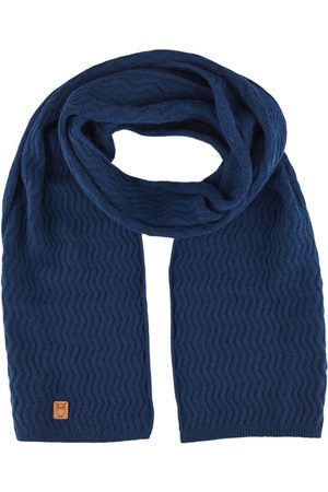 Knowledge Cotton Apparal ZIG-ZAG SCARF
