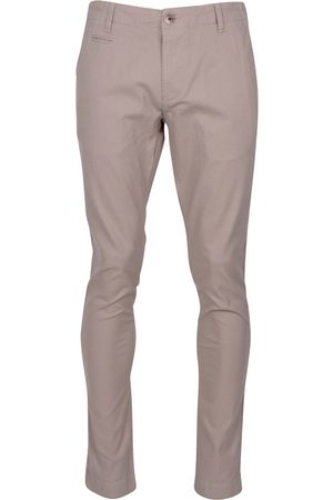 Knowledge Cotton Apparal Mænd Chinos - FABRIC DYED CHINO