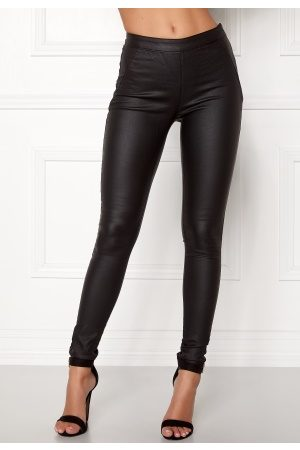 Object Belle Coated Leggings Black 34