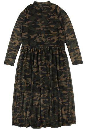 Hound Kjoler - Kjole - Armygrøn Camo