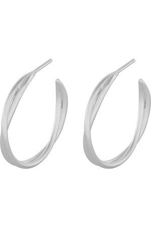 Pernille Corydon Kvinder Øreringe & Ørestikker - Paris Hoops 26 Mm Accessories Jewellery Earrings Hoops