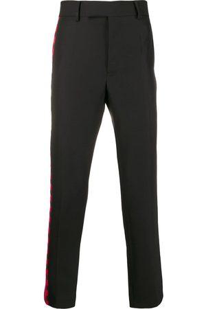 Haider Ackermann Mænd Joggingbukser - Bukser med ternede sider
