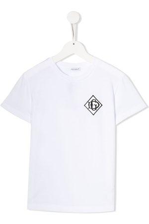 Dolce & Gabbana T-shirt med logotryk
