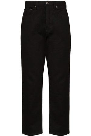 VALENTINO Jeans med smal pasform og logo