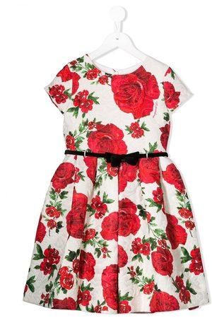MONNALISA Kjole med blomstertryk
