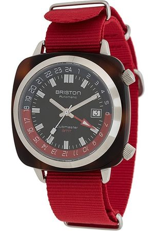 Briston Clubmaster GMT traveller acetate-ur
