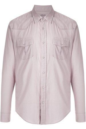 OSKLEN Skjorte med flaplommer