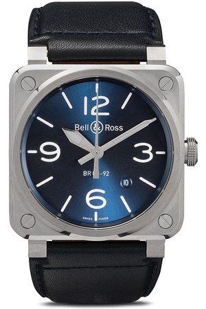 Bell & Ross BR 03-92 Blue Steel 42mm-armbåndsur
