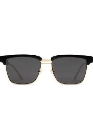 Gucci Solbriller med firkantet stel