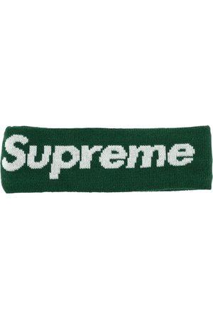 """Supreme New Era Big """"FW 18""""-pandebånd med logo"""