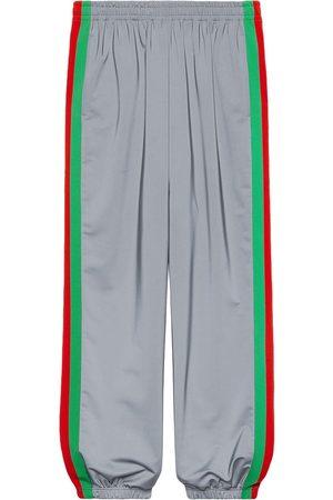 Gucci Joggingbukser med refleksdetaljer