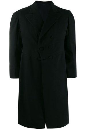 A.N.G.E.L.O. Vintage Cult Knælang dobbeltradet frakke fra 1920'erne