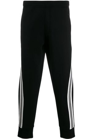 Neil Barrett Joggingbukser med varstity-stribe