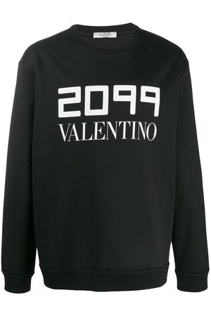 VALENTINO Sweatshirt med 2099-logotryk