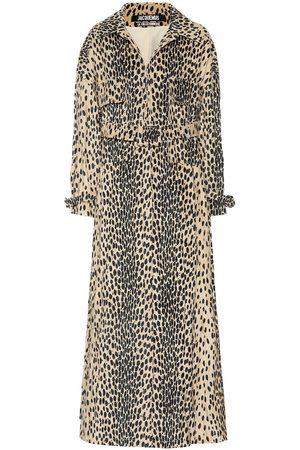 Jacquemus Kvinder Vinterfrakker - Le Manteau Thika cotton-blend coat