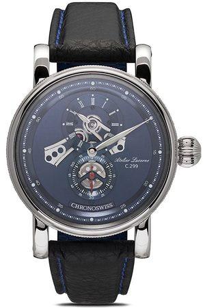 Chronoswiss Flying Regulator Open Gear 41mm-armbåndsur