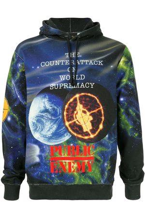 Supreme Mænd Strik - UDC Public Enemy-hættetrøje