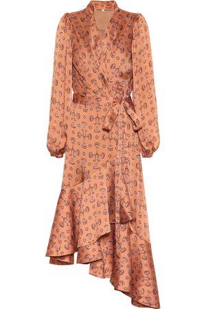 JOHANNA ORTIZ Kvinder Midikjoler - Spiritual Relations midi dress