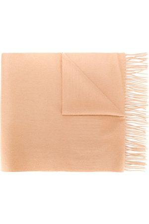 N.PEAL Stort vævet tørklæde i kashmir