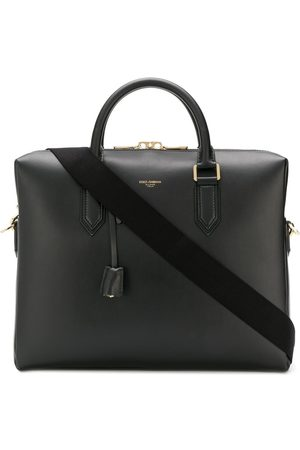 Dolce & Gabbana Computertaske i læder