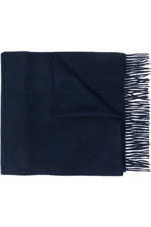 MACKINTOSH Tørklæder - Broderet tørklæde i kashmir