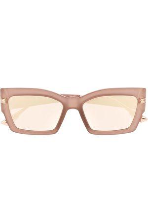 Dior Cat-eye-solbriller