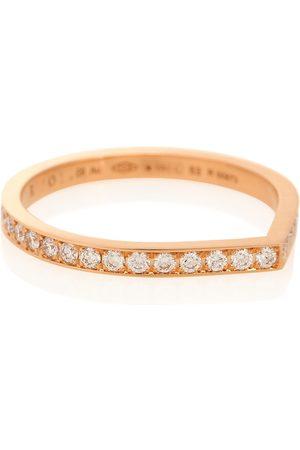 Repossi Antifer 18kt rose- and diamond ring
