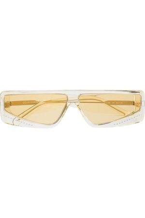 COURRÈGES EYEWEAR Cat-eye tinted sunglasses
