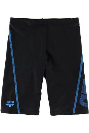 Arena Badeshorts - B Logo Jr Jammer - /Pix Blue