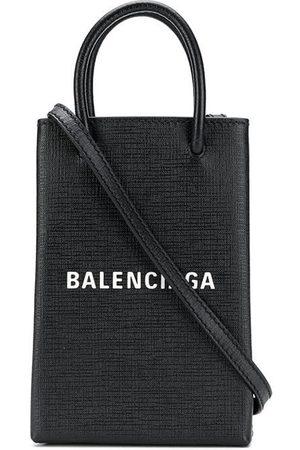 Balenciaga Shopping mobil-holdertaske
