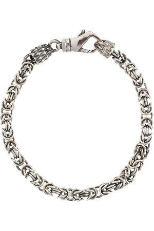 EMANUELE BICOCCHI Armbånd i byzantine-kæde