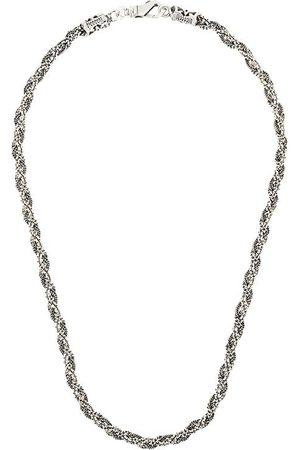 EMANUELE BICOCCHI Flettet halskæde