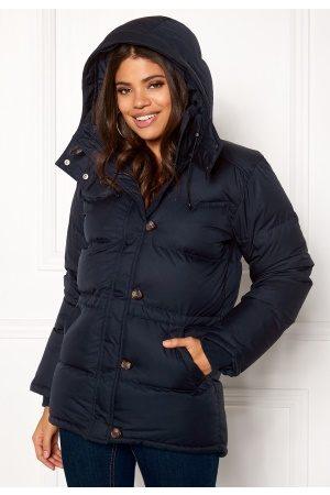 Boomerang Kvinder Vinterjakker - Alexandra Down Jacket Blackish Navy L