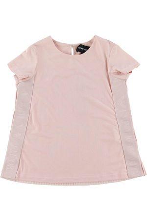 Emporio Armani Kortærmede - T-shirt - Rosa Mayfair