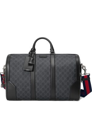 Gucci Mænd Weekendtasker - Soft GG Supreme rejsehåndtaske
