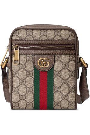 Gucci Ophidia skuldertaske med GG stribe
