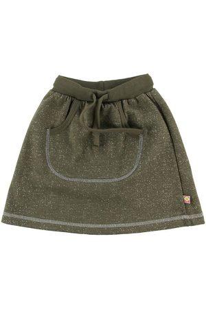 Katvig Nederdele - Nederdel - Grønmeleret