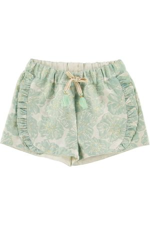 Mini A Ture Shorts - X-Mas Shorts - Merle - Aqua Foam Green